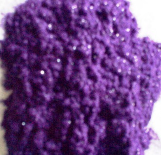 Purple/Crystal Flitter